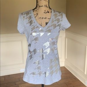 ✨Like New✨Kenneth Cole Patterned SS Tee Shirt